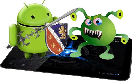 antivirus telefon mobil