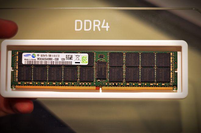 memorie ram DDR4