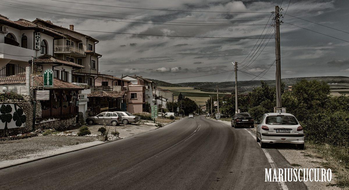 Cum este drumul către Albena(Bulgaria)