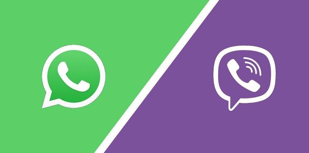 Viber sau WhatsApp. Ce alegeți?