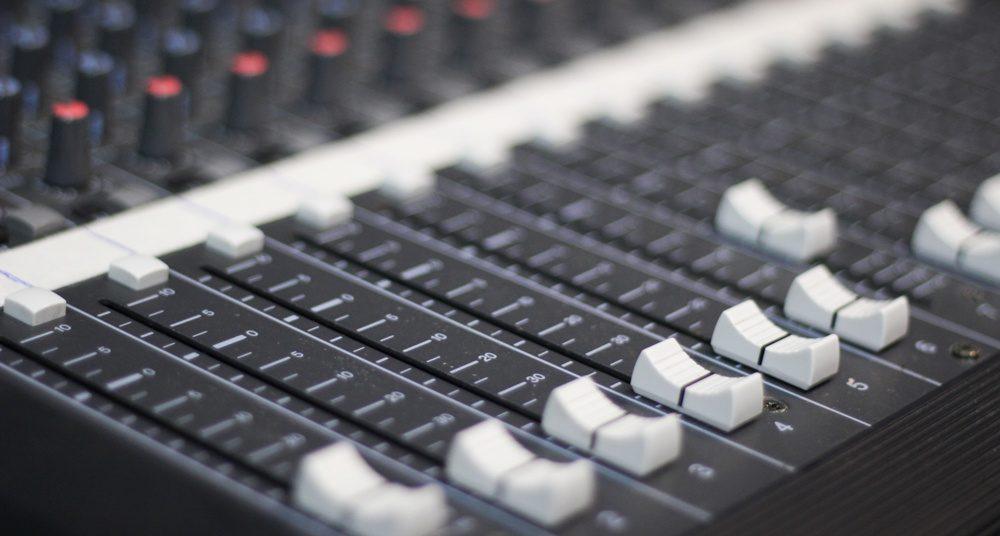 cai mixer audio