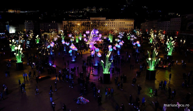 Am fost la Sărbătoarea Luminilor din Lyon