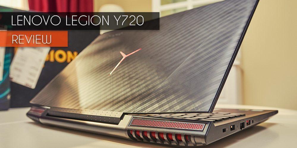 Am testat Lenovo Legion Y720-15IKB