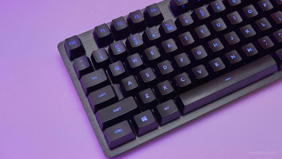 tastatura lateral