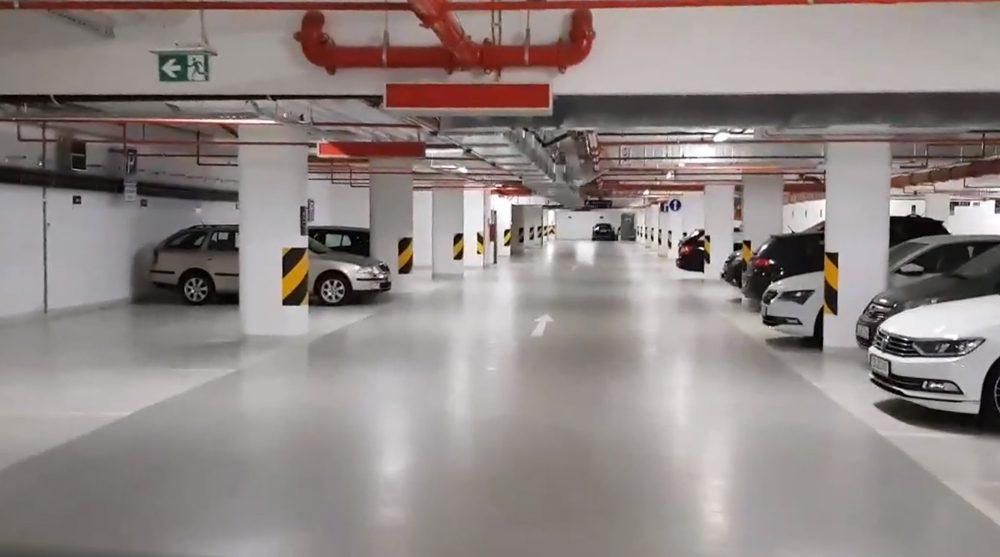 parcare praga