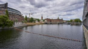 centru vechi viewpoint Stockholm