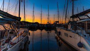 veliere port atena