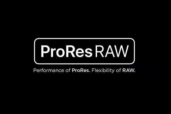 ProResRAW
