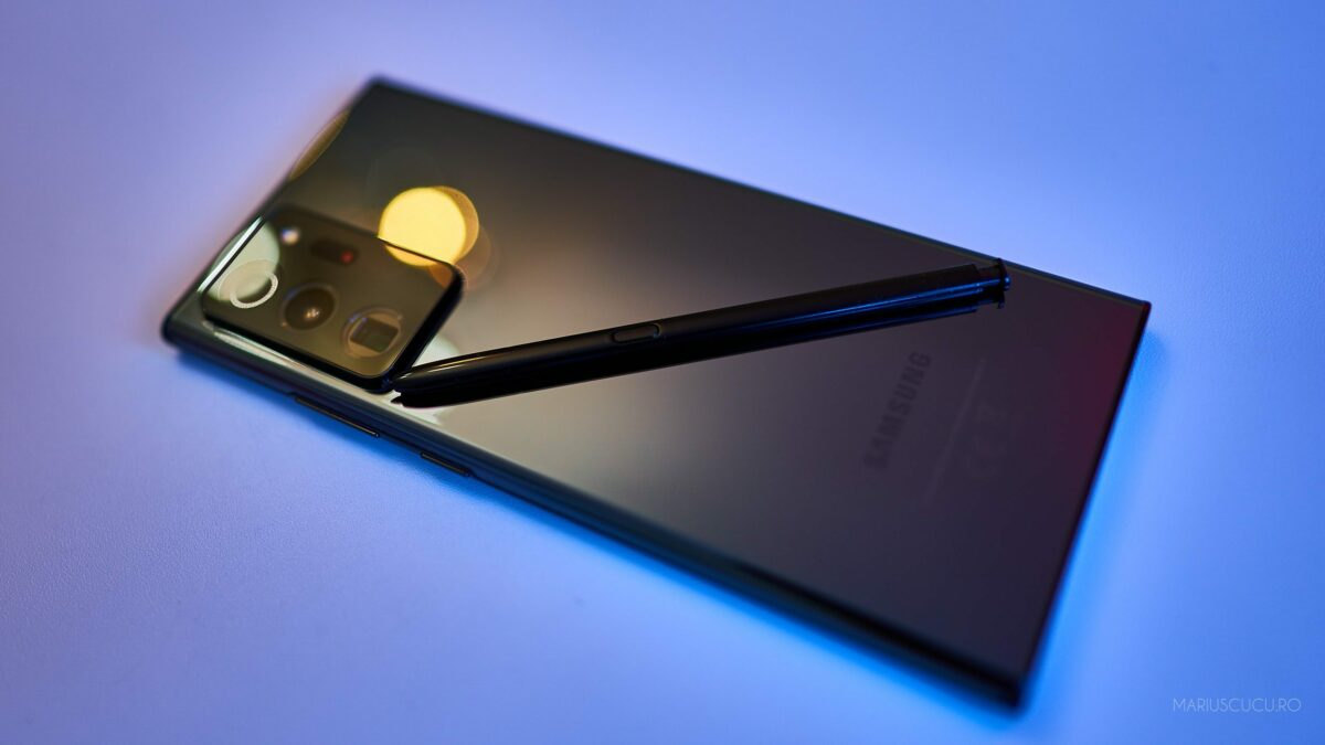 note 20 ultra featured