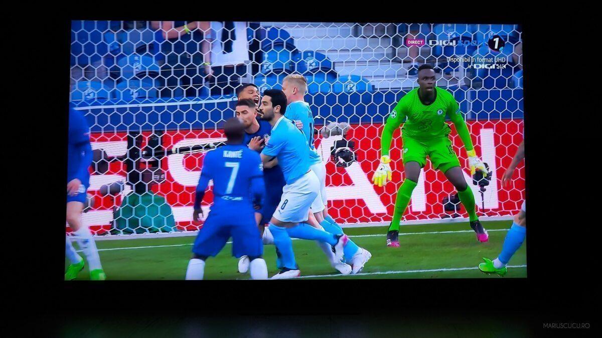 fotbal tv samsung