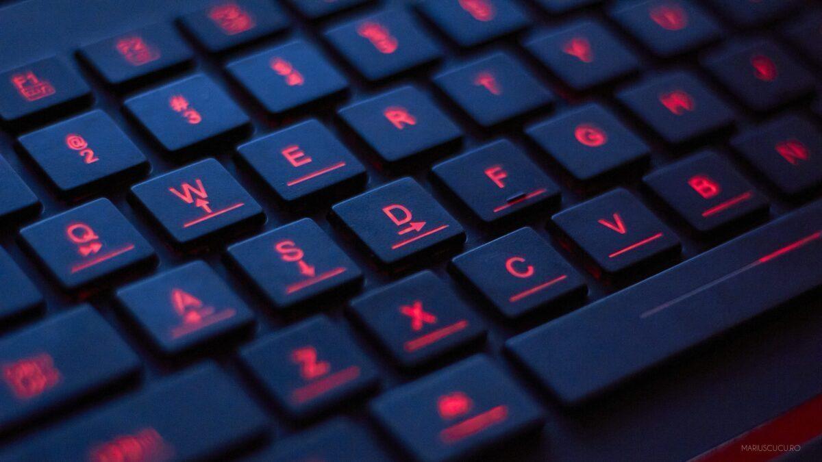 wasd tastatura