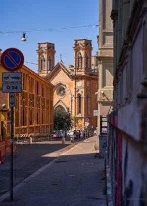 biserica roma exterior