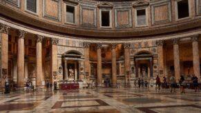interior phanteon