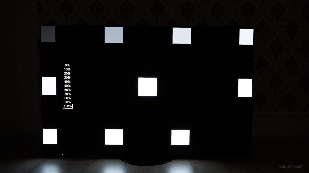 pattern panasonic tv