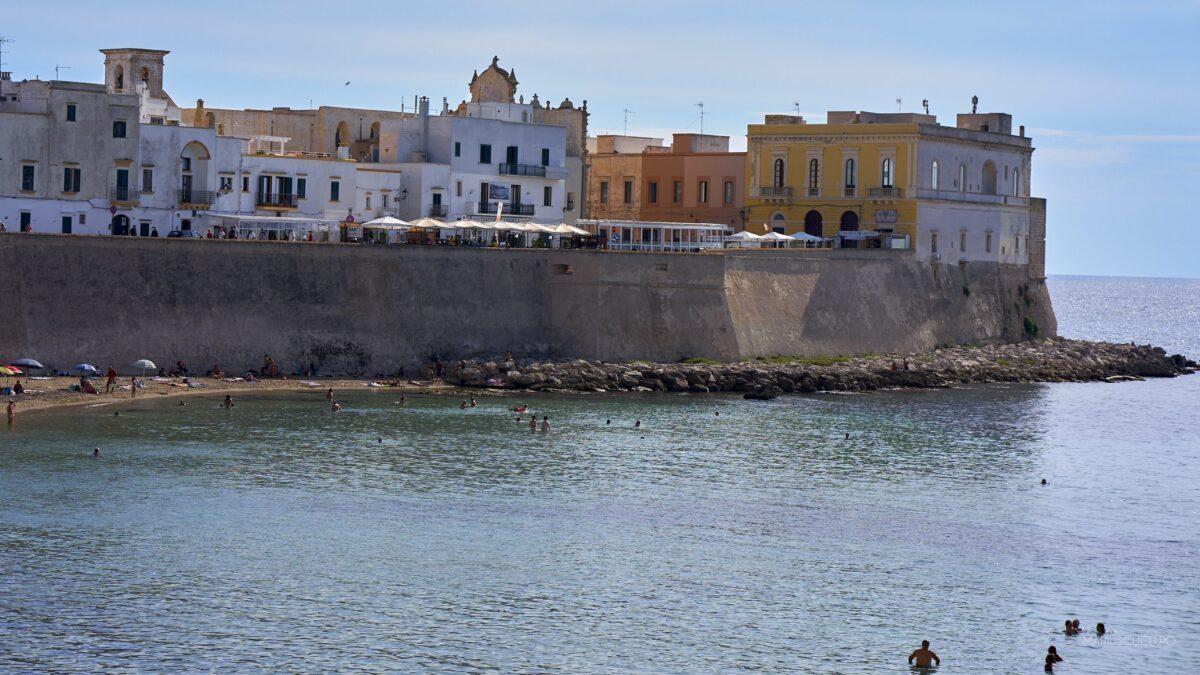 Gallipoli plaja cladiri