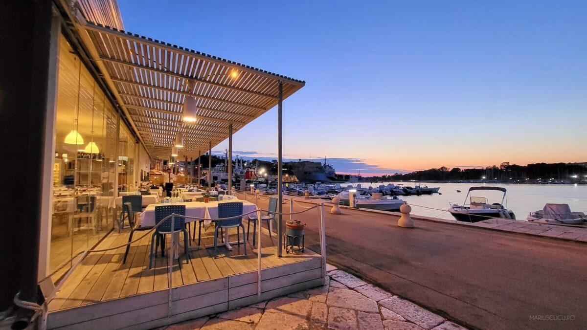 brindusi restaurant port