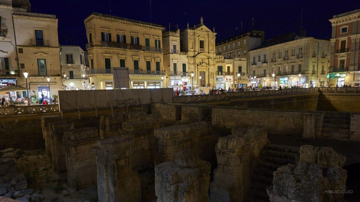 centru vechi roman lecce