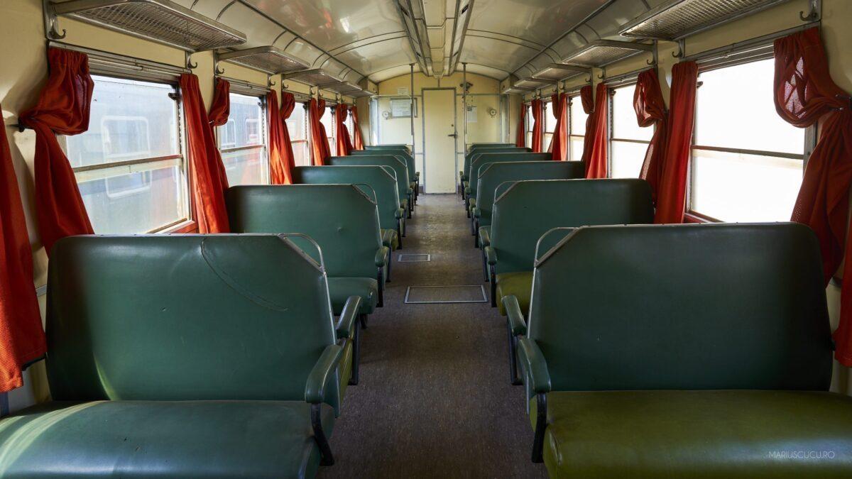 interior muzeu trenuri lecce