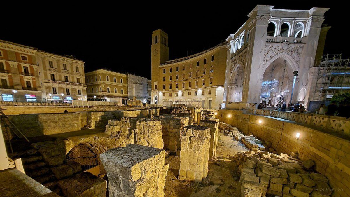 lecce Piazza del Duomo