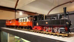macheta tren italia