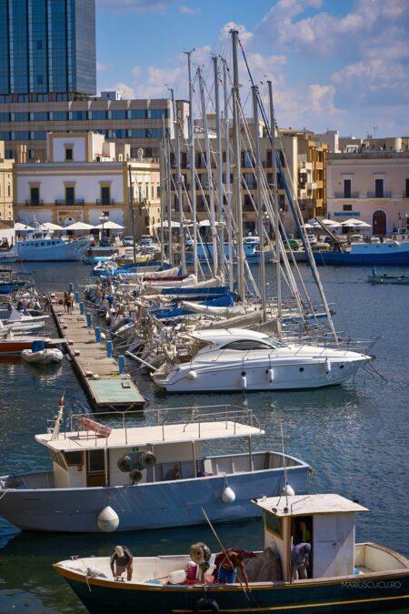 mini port Gallipoli