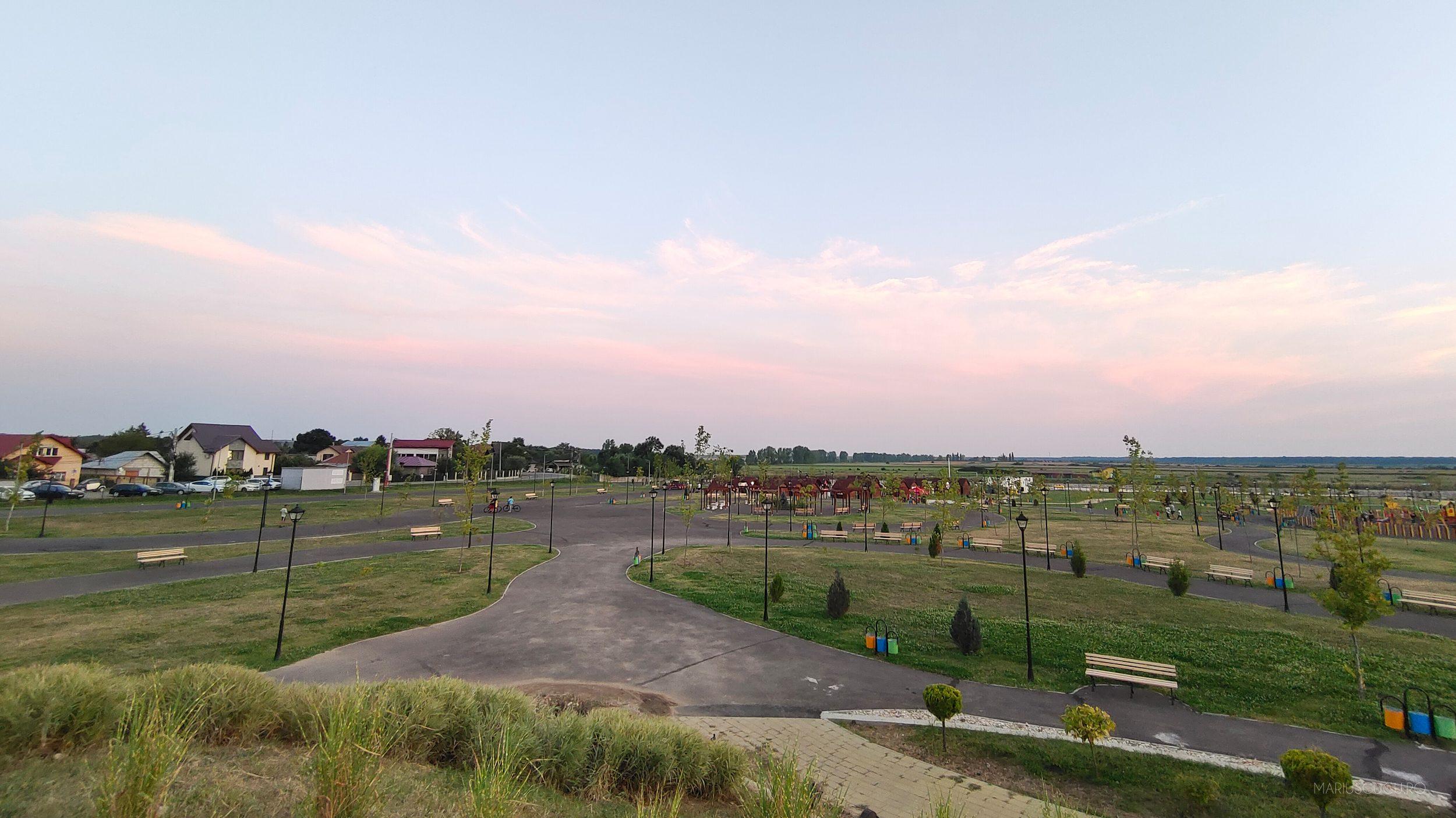 panorama parc brazi