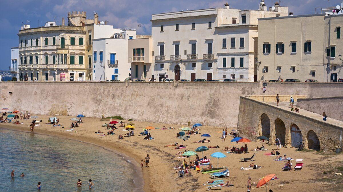 plaja Gallipoli