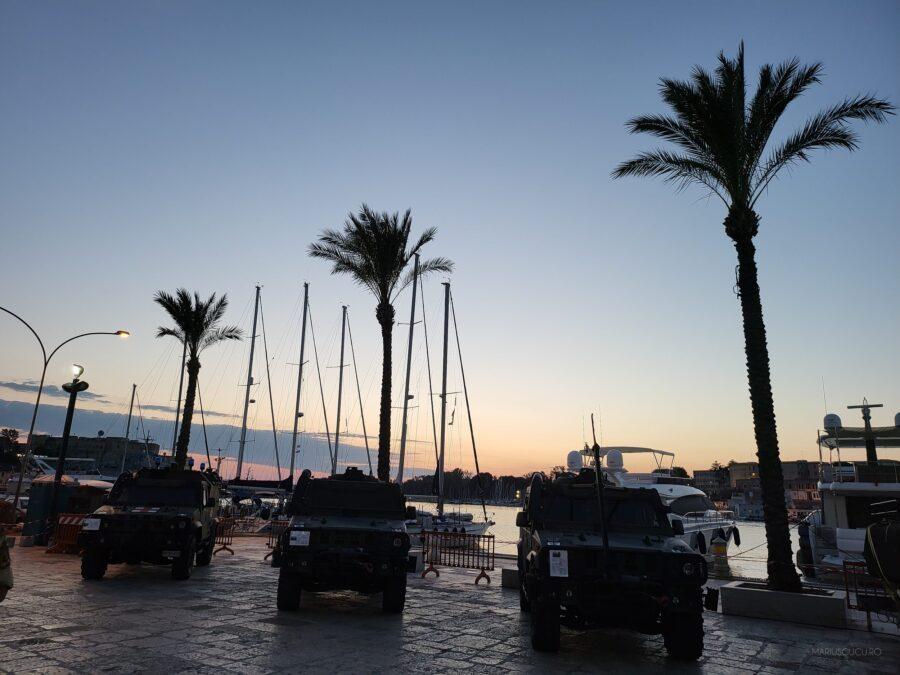 port apus armata brindisi