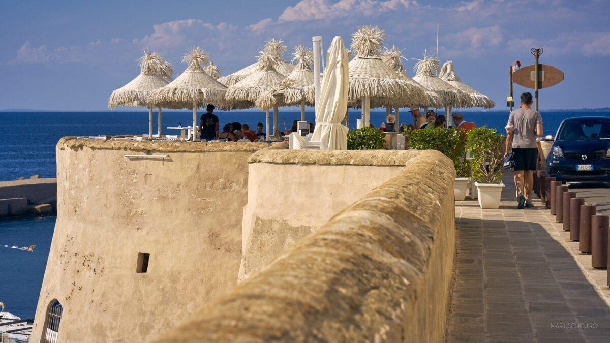 restaurant viewpoint Gallipoli