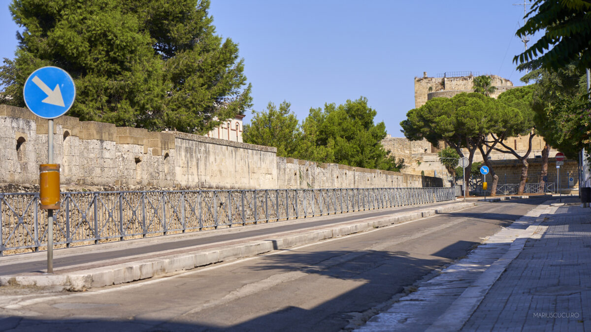 strada brindisi castel