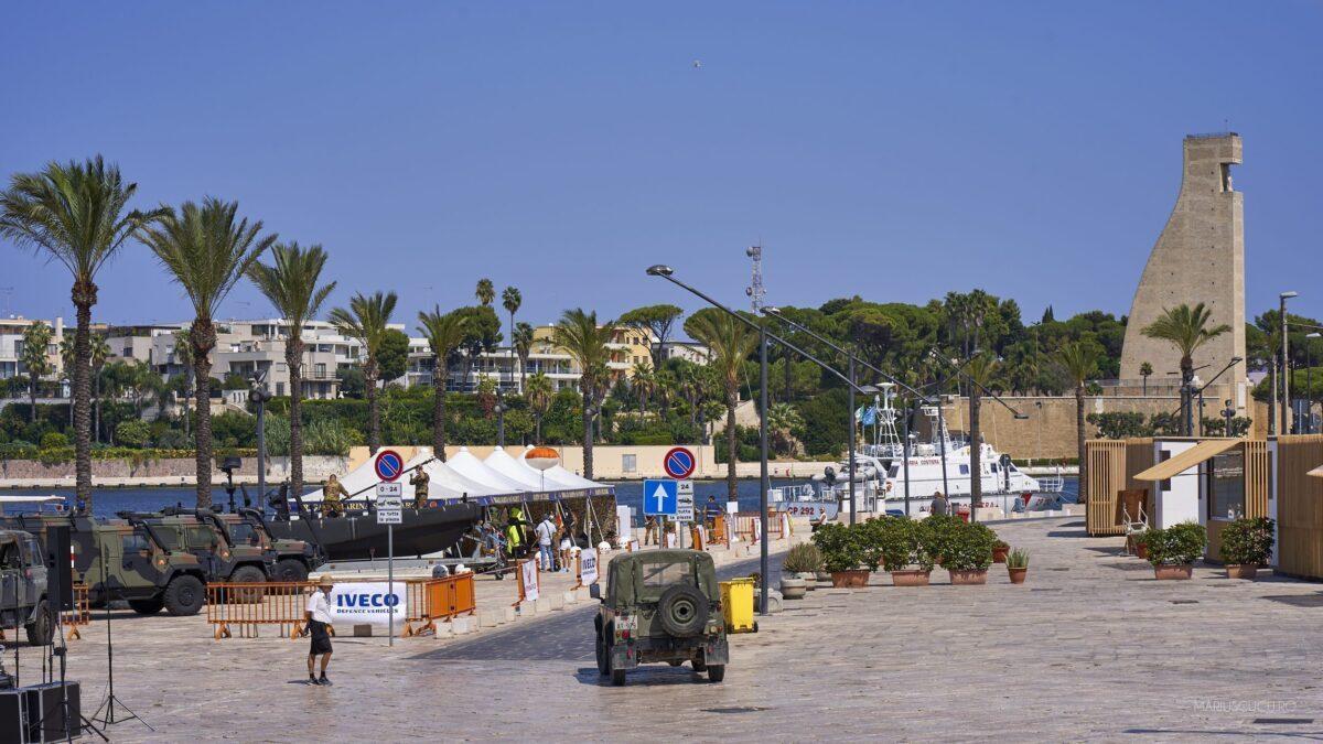armata port brindisi