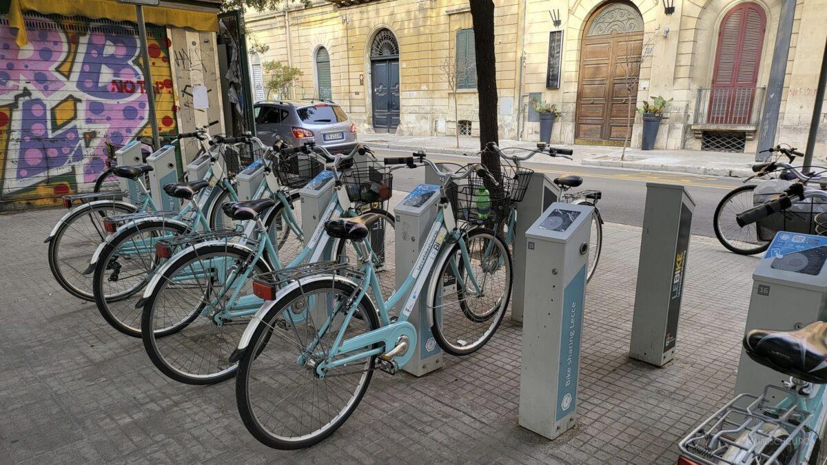 biciclete lecce de inchiriat
