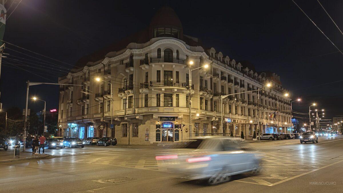 cladire noaptea realme hotel central