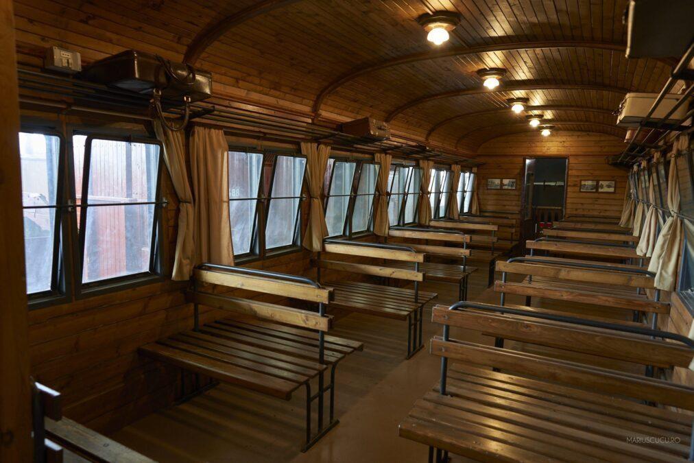 interior trenuri italia vechi
