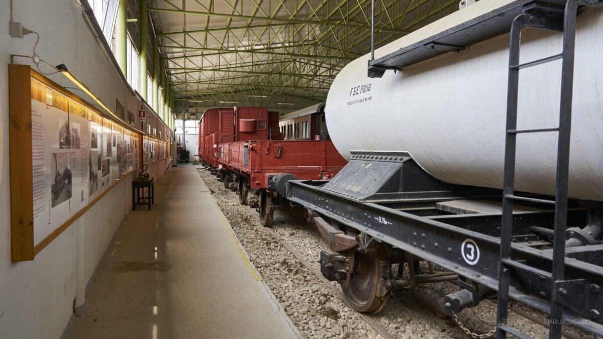lateral muzeul trenurilor