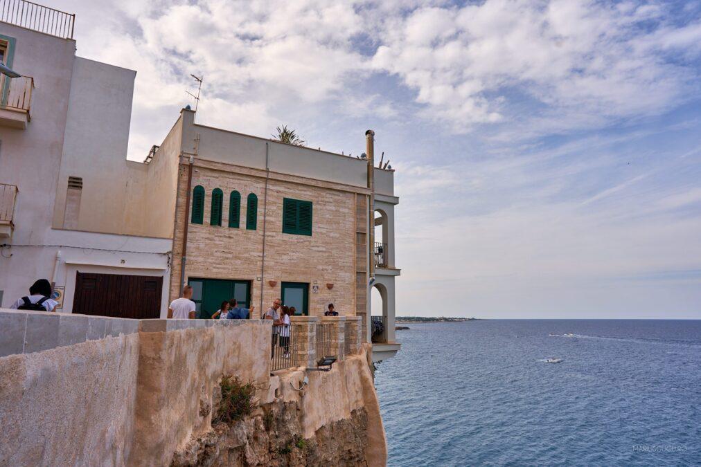 viewpoint Polignano a mare